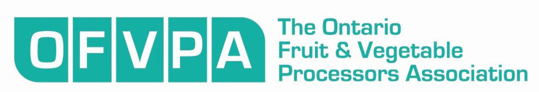 The Ontario Fruit & Vegetable Processors Association
